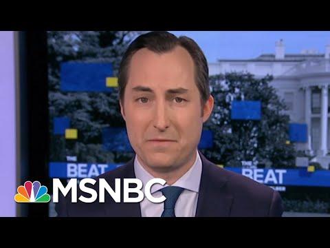 Backlash: Trump Aide Trashes Giuliani's Trump-Russia Flip Flops | The Beat With Ari Melber | MSNBC
