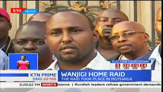 NASA leaders move in to rescue Jimmy Wanjigi after police camp outside his Muthaiga home