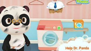 NEW! Dr.  Panda Bath Time - Best iPad app demo for kids - Ellie
