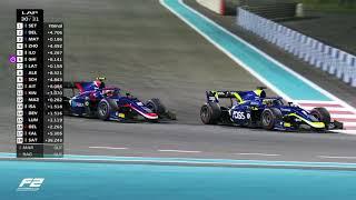 Formula 2 Feature Race Highlights | 2019 Abu Dhabi Grand Prix
