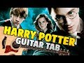 "Hedwig's Theme [OST ""Harry Potter""] (Fingerstyle Guitar Cover + Easy Tabs)"