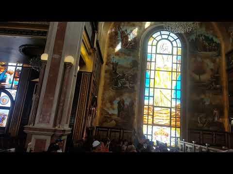 Фото в церкви святого петра в риге