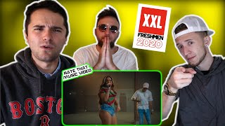 2020 XXL Freshman Cypher [REACTION VIDEO] - Rate That Music Video