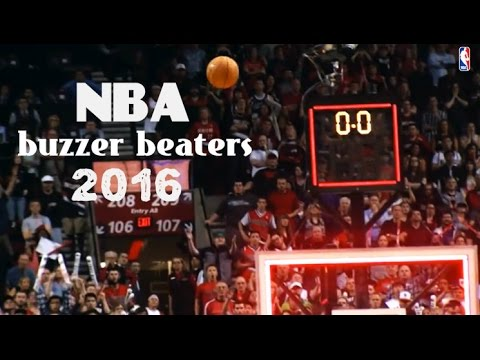 NBA best buzzer beaters of 2016
