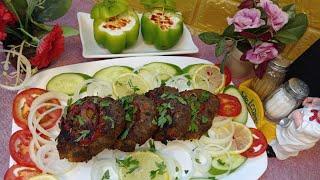 How To Make Eid Special Peshawari Chapli Kabab  By GOOD FOOD.