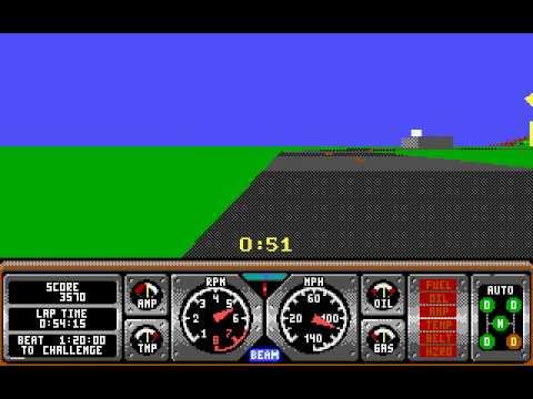 Hard Drivin' II PC