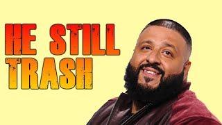 DJ Khaled is STILL TRASH, Raptors vs Golden State & Detroit Music | Rap It Up EP 5
