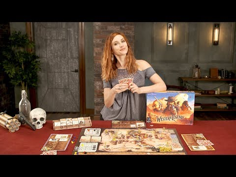 How to Play Western Legends with Becca Scott | Geek & Sundry