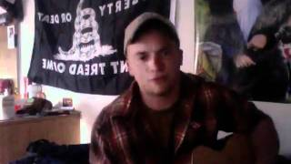 Blame It On Waylon by Josh Thompson (cover)