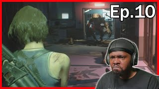 Jill Wants ALL The Smoke In The Hospital! (Resident Evil 3 Remake Ep.10)