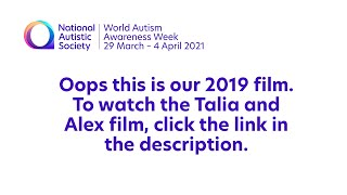 World Autism Awareness Week: Secondary School Learning Resource
