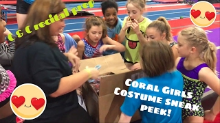 Coral Girls Costumes And C & C Contortion Kids - Smith Family Circus