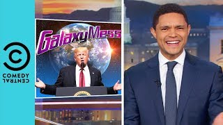 "Is Donald Trump Starting An American ""Space Force""? 