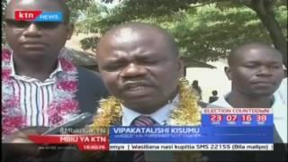 Shule za Kisumu zapokea vipakatalishi