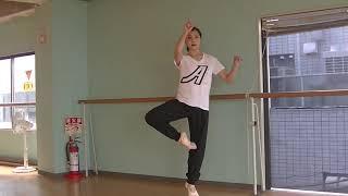 花咲先生のバレエレッスン~綺麗なピルエットを回るために③~バーを使ったトレーニング~のサムネイル画像