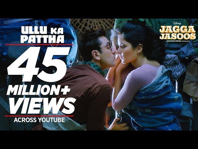 Ullu Ka Pattha Full Video Song HD | Jagga Jasoos Movie Songs | Ranbir Kapoor,Katrina Kaif