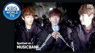 [Spotted at Music Bank] 뮤직뱅크 출근길 - Lovelyz, W24, VERIVERY, UP10TION, N.Flying, etc [2019.01.11]