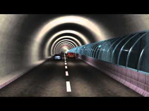Budući izgled tunela Kobilja glava na Prvoj transverzali