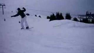 preview picture of video 'David Jump, Courchevel 1550, 2007'