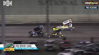 Pro Sprints Highlights: April 20, 2019
