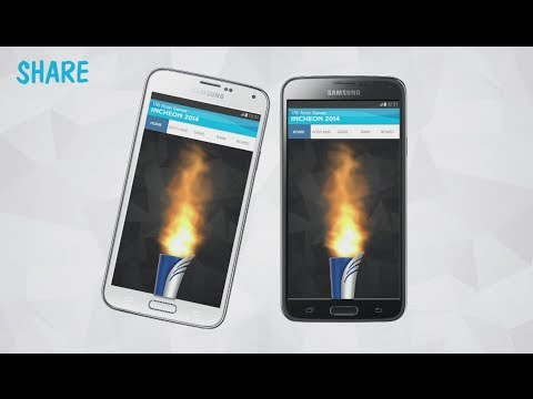 Video of Smart Torch Relay