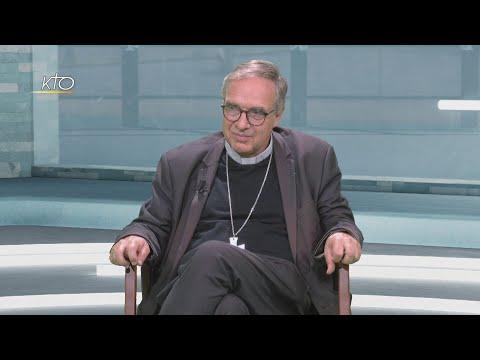 Mgr Jérôme Beau - Diocèse de Bourges