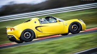 preview picture of video 'Lotus Elise S2 - La Châtre - 0'4276 - 18/03/2013'