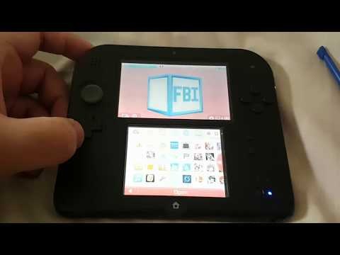 Nintendo 3ds freeshop alternative || installing cia files through FBI ||  Road to 1000 SUBS - spartanbip