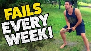 FAILS EVERY WEEK | December Fail Compilation #1 | 2018