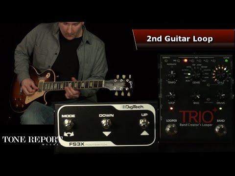 DigiTech TRIO+ Band Creator / Looper