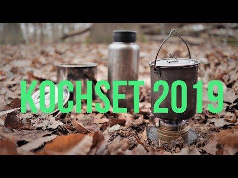 Outdoor Kochset 2019 | Meine Zusammenstellung