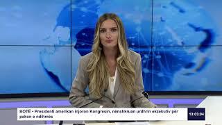 RTK3 Lajmet e orës 13:00 09.08.2020