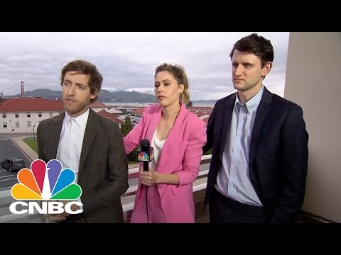 'Silicon Valley' Stars Try To Identify Big Tech Players, CEOs | The Pulse | CNBC