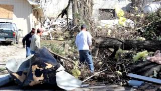 Branson: After the tornado Video