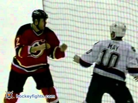 Sean Brown vs. Brad May