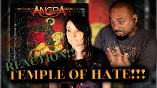 Angra - Temple of Hate Reaction!!