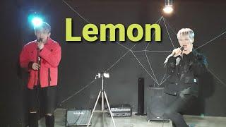 20200327_211923《米津玄師_#Lemon》#Unknown(언노운) 요네즈켄시#레몬 홍대 InDoor(#WinWinStudio) #SnowHorse