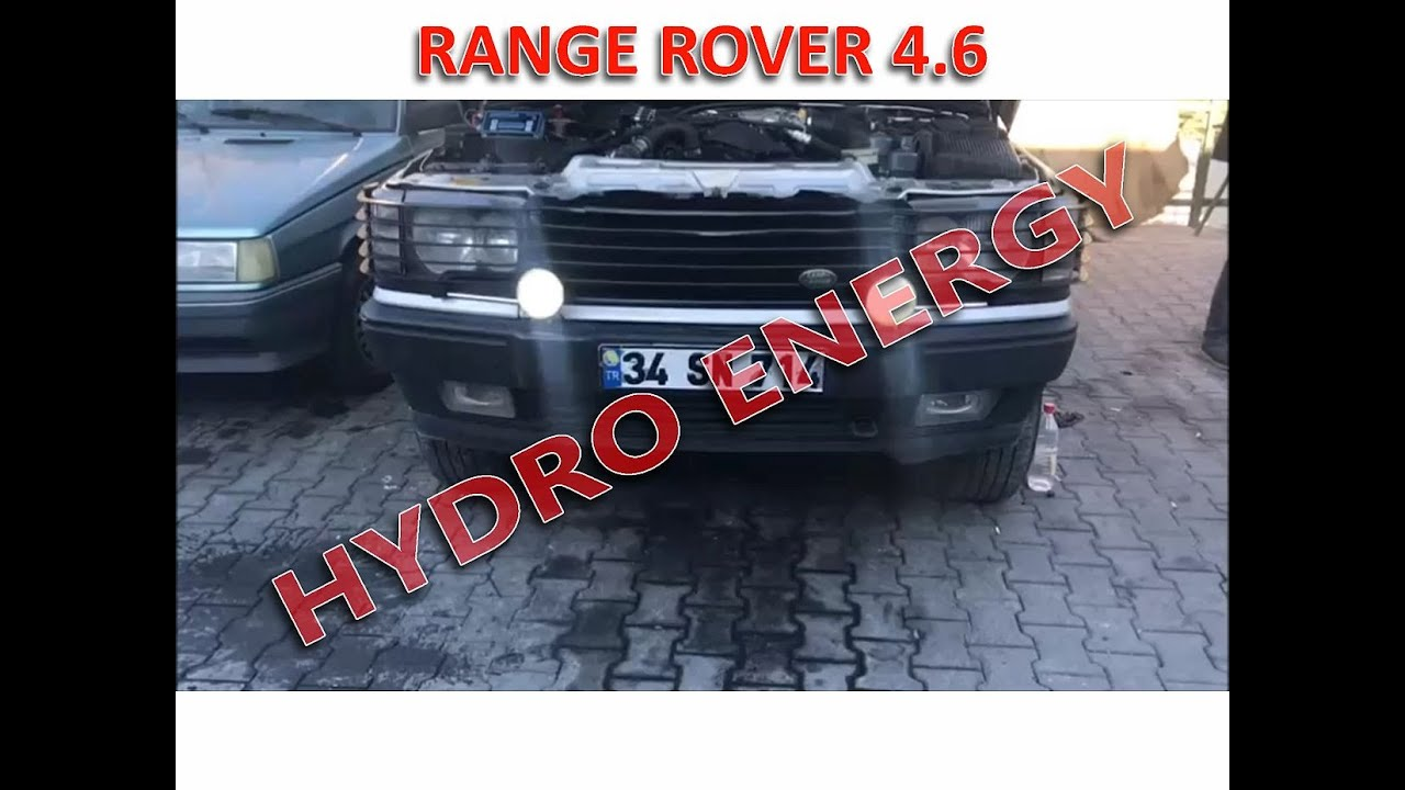 Range rover 4.6 yakıt tasarruf cihazı montajı