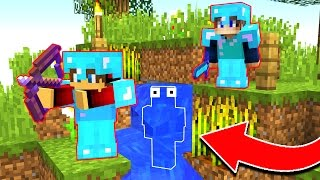 99% OF PEOPLE CAN'T FIND ME... (Minecraft Trolling)