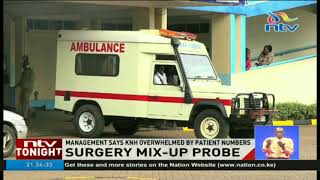 MPs shocked by the situation at KNH - VIDEO