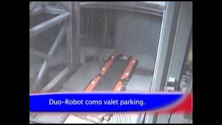 SKY Car Robot