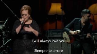 Lovesong-Adele (subtitulos en español e ingles).wmv