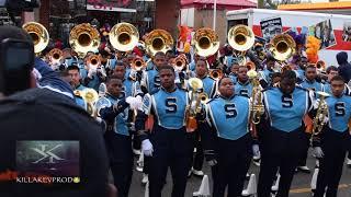 Southern University Marching Band - Smile @ Zulu 2018