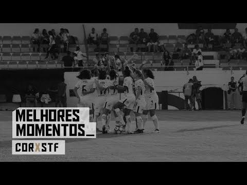 Melhores Momentos - Corinthians/Audax 2x0 Ind. Santa Fé - Copa Libertadores Feminina 2017