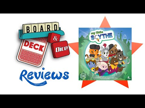 Board, Deck & Dice Review #152 - My Little Scythe
