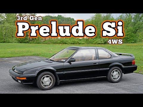 1989 Honda Prelude Si 4WS : Regular Car Reviews