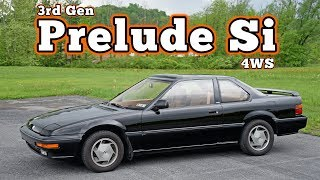 1989 Honda Prelude Si 4WS : Regular Car Reviews