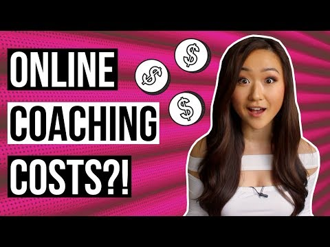 How Much It COST to Start My 6-Figure Coaching Business 😵 (REAL figures 💸)