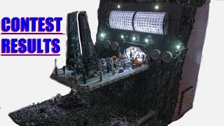 LEGO MOC CONTEST RESULTS 2018!!! LEGO STAR WARS EPIC MOCS