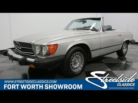 Video of '81 380SL - QA9F